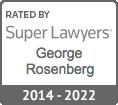 Superlawyers 2014-2021